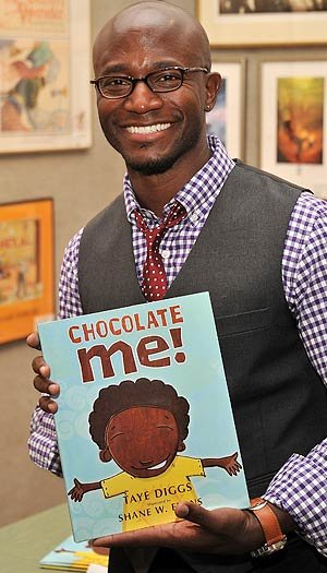 Actor Taye Diggs turns 41 today