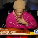 UPDATE: 101-Year Old Detroit Woman Still on the Street