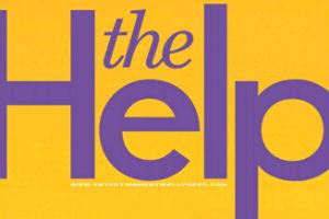 the help (logo)