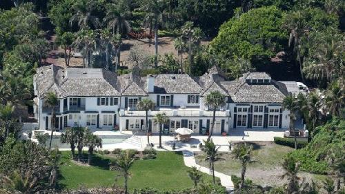 tiger woods' old house