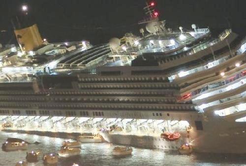 titanic costa