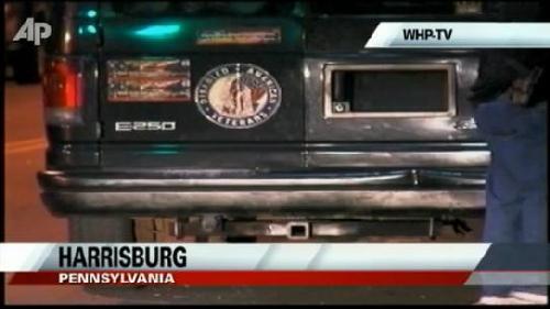 van that abducted kids