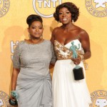 'The Help' Cleans Up at SAG Awards: Davis, Spencer, Cast Win Big