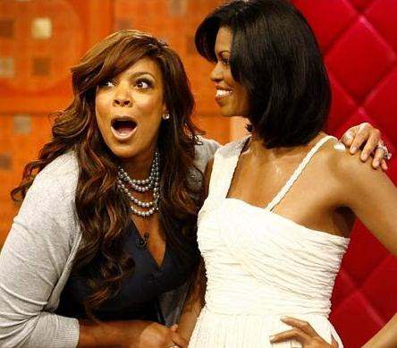 wendy williams & michelle obama