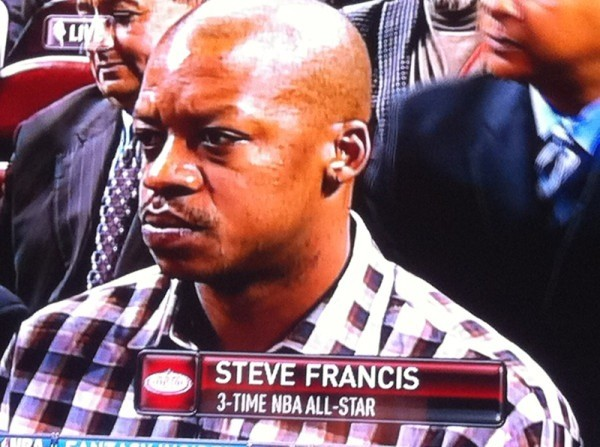 steve francis old picture
