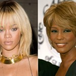 Rihanna, Vivica, Willow Considered to Play Whitney in Biopic?