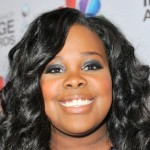 Amber Riley on Health Kick Since July; Loses 2 Dress Sizes