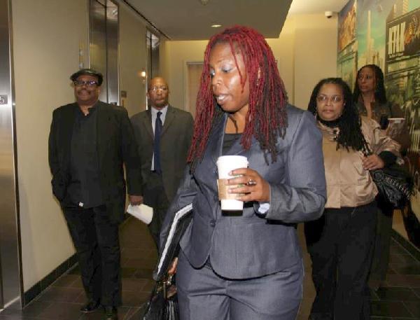 blacks meet with kfi