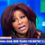 Chaka Khan (Video): Clive Davis Party Shouldn't Have Happened