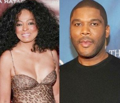 diana ross & tyler perry