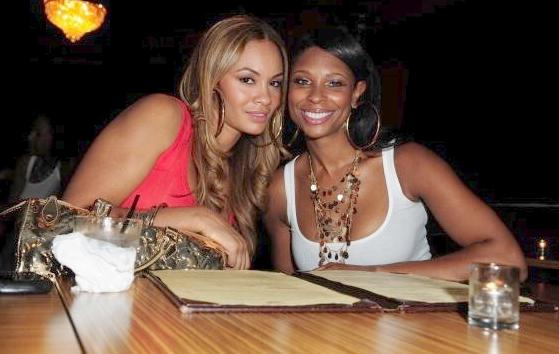 evelyn lozada & jennifer williams