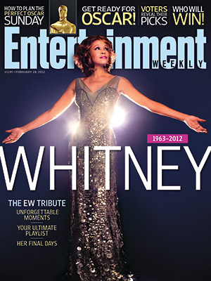 ew whitney cover