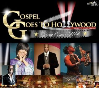 gospel comes to hollywood