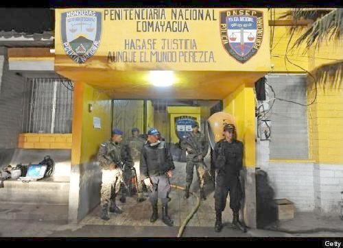 honduran prison