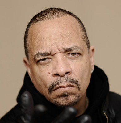 Rapper-actor Ice-T is 54.