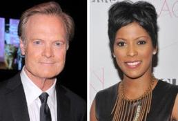 lawrence odonnell & tamron hall