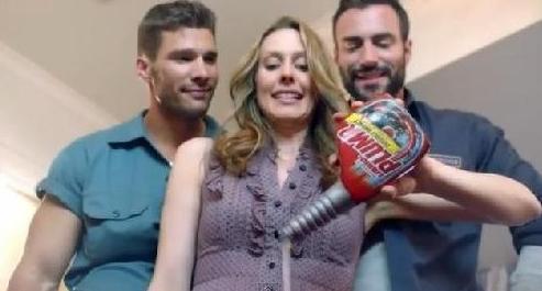 liquid plummer sexy ad