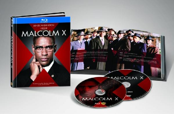 malcolm x (blu-ray set)