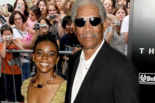 Afternoon Gossip Morgan Freeman Dumps Young Girlfriend