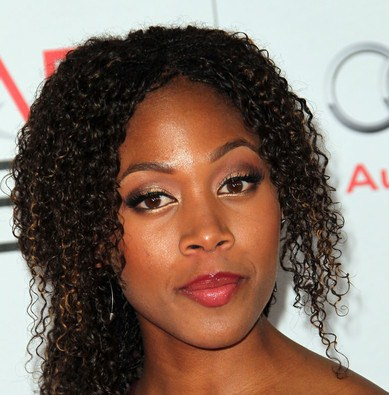 "Nicole Beharie arrives at ""Shame"" Gala Screening during AFI FEST 2011 Presented By Audi on Nov. 9, 2011 in Hollywood"