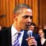 Video: Obama Sings Again; This Time 'Sweet Home Chicago'