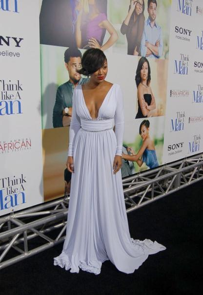 meagan good at paff