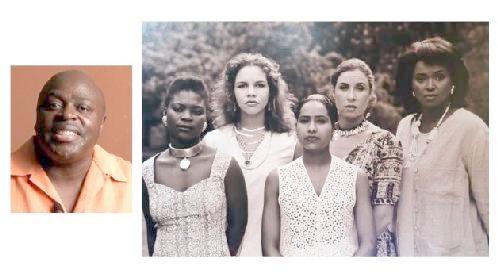 paul phillips & beautiful black women