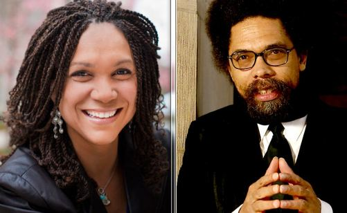 melissa harris-perry and cornel west