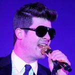 Robin Thicke Arrested for Weed Possession