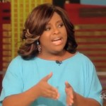 Video: Sherri Shepherd Tears Up During Abortion Hot Topic