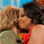Video: Star Jones Returns to 'The View' After 6-Year Absence