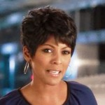 MSNBC's Tamron Hall on Race, Crazy Guests, Ideal Day; Debuts in New 'Lean Forward' Ad
