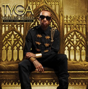 TYGA CARELESS WORLD ALBUM COVER