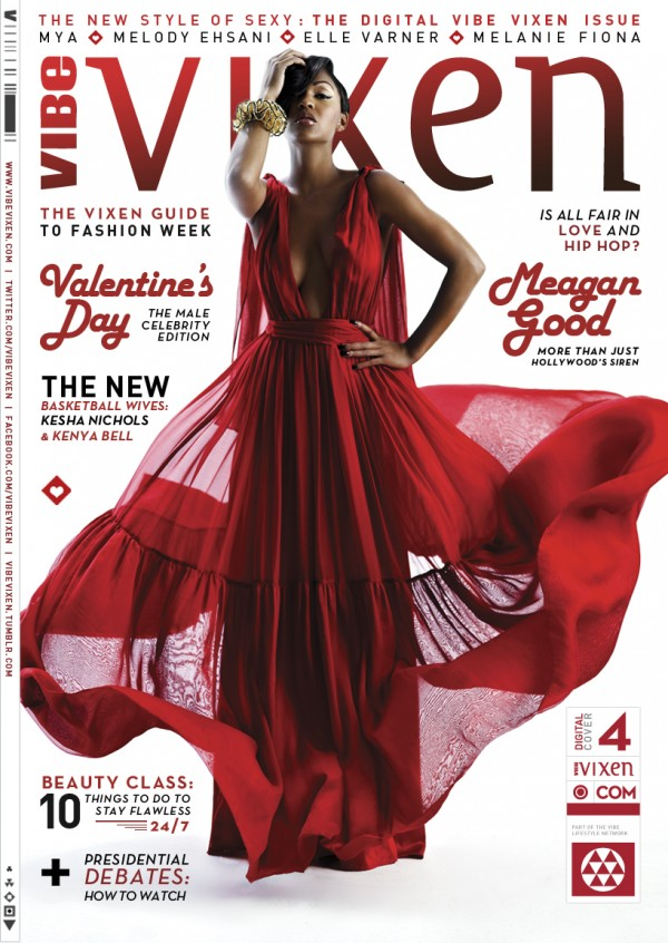vibe vixen - meagan good cover