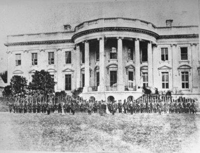 white house (civil war era)