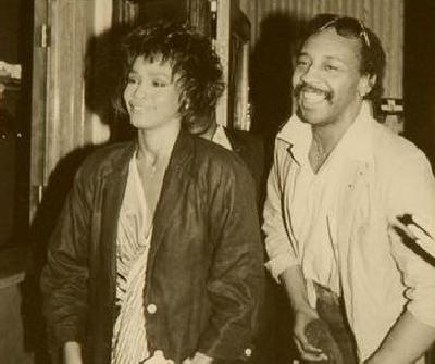 whitney houston & ken reynolds