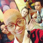 Yikes! Willow Smith Goes Blonde