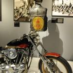 Journalist tour, Harley-Davidson Museum, 121223, Pee Wee