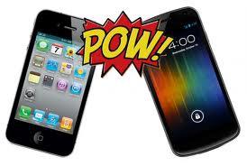 Galaxy Nexus vs iPhone