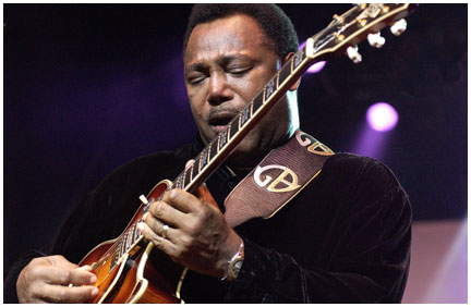 Musician-singer George Benson turns 69 today