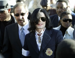 Mark Geragos and Michael jackson