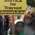 Trayvon Martin Rally and March plus photos before the date 084