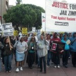 Trayvon Martin Rally and March plus photos before the date 152