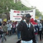 Trayvon Martin Rally and March plus photos before the date 187