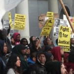 Trayvon Martin Rally and March plus photos before the date 302