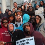 Trayvon Martin Rally and March plus photos before the date 391