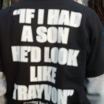 Trayvon Martin Rally and March plus photos before the date 419