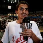 SK8 Wars 1st place winner, Carlos Lastia