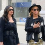 Photos: Beyonce, Mama Tina, Baby Blue Out in NYC