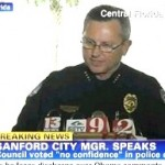 Video: Sanford Police Chief 'Temporarily Removes Himself' From Duty